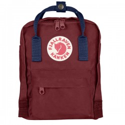 MOCHILA FJALLRAVEN KANKEN MINI GRANATE 326 OX RED