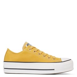 ZAPATILLA CONVERSE ALL STAR PLATAFORMA OCRE